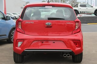 2019 Kia Picanto JA MY19 GT Signal Red 5 Speed Manual Hatchback