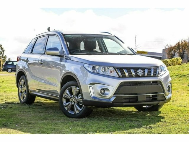 New Suzuki Vitara LY Series II 2WD, 2019 Suzuki Vitara LY Series II 2WD Silky Silver 6 Speed Sports Automatic Wagon