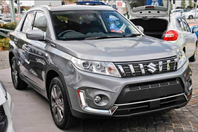 New Suzuki Vitara LY Series II 2WD, 2019 Suzuki Vitara LY Series II 2WD Galactic Grey 6 Speed Sports Automatic Wagon