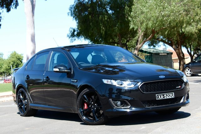 Used Ford Falcon FG X XR8, 2015 Ford Falcon FG X XR8 Black 6 Speed Sports Automatic Sedan