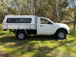 2013 Mitsubishi Triton MN MY14 GL 4x2 5 Speed Manual Cab Chassis