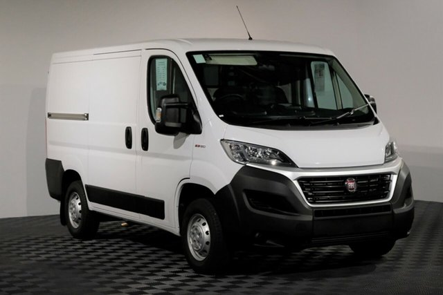 Demo Fiat Ducato Series 6 Low Roof SWB Comfort-matic, 2019 Fiat Ducato Series 6 Low Roof SWB Comfort-matic White 6 speed Automatic Van