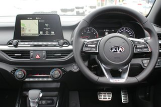 2019 Kia Cerato BD MY19 GT DCT Clear White 7 Speed Sports Automatic Dual Clutch Hatchback
