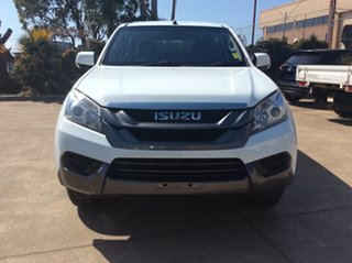 2014 Isuzu MU-X MY14 LS-M Rev-Tronic White 5 Speed Sports Automatic Wagon