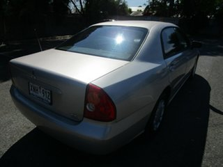 2005 Mitsubishi Magna TW Series II ES (LPG) 4 Speed Auto Sports Mode Sedan