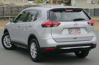 2018 Nissan X-Trail T32 Series II ST X-tronic 2WD Brilliant Silver 7 Speed Constant Variable Wagon.
