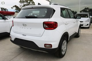 2019 Hyundai Venue QX MY20 Go Polar White 6 Speed Automatic Wagon