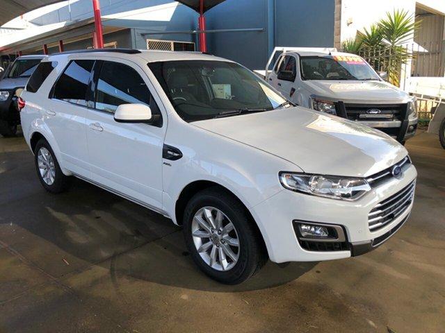 Used Ford Territory SZ MK2 TX (4x4), 2016 Ford Territory SZ MK2 TX (4x4) White 6 Speed Automatic Wagon
