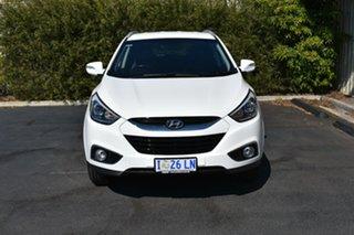 2015 Hyundai ix35 LM3 MY15 SE White 6 Speed Sports Automatic Wagon.