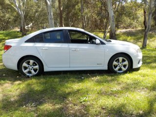 2011 Holden Cruze JH Series II MY12 SRi-V 6 Speed Sports Automatic Sedan.
