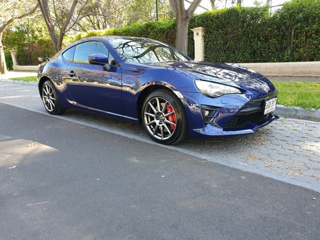 Used Toyota 86 ZN6 GTS, 2018 Toyota 86 ZN6 GTS Blue 6 Speed Manual Coupe