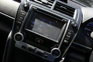2016 Toyota Camry AVV50R Atara SL Crystal Pearl 1 Speed Constant Variable Sedan Hybrid