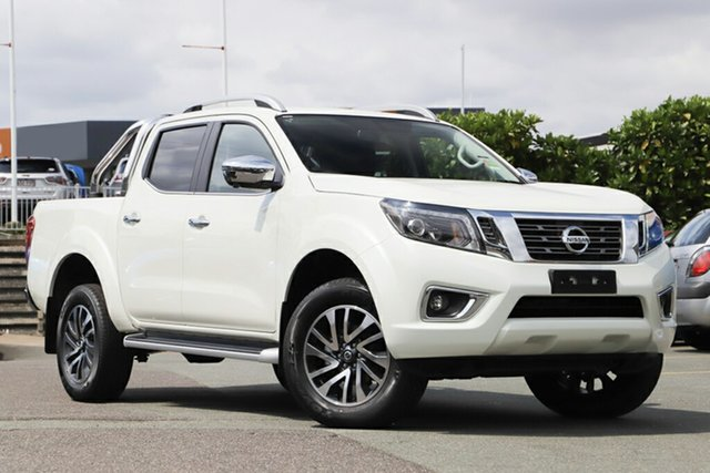 New Nissan Navara D23 S4 MY19 ST-X, 2019 Nissan Navara D23 S4 MY19 ST-X White Diamond 7 Speed Sports Automatic Utility