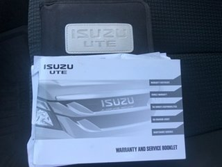 2014 Isuzu D-MAX TF MY14 LS-U HI-Ride (4x2) White 5 Speed Automatic Crew Cab Utility