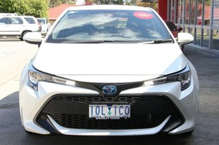 2019 Toyota Corolla ZWE211R Ascent Sport E-CVT Hybrid Crystal Pearl 10 Speed Constant Variable