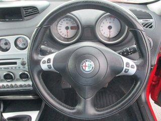2003 Alfa Romeo 156 MY2004 JTS Red 5 Speed Manual Wagon