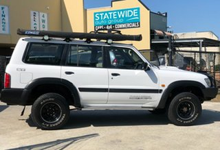 2001 Nissan Patrol GU II ST 4 Speed Automatic Wagon