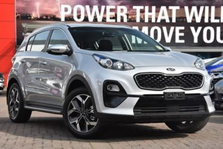 2018 Kia Sportage QL MY18 AO Edition 2WD Silver 6 Speed Sports Automatic Wagon.