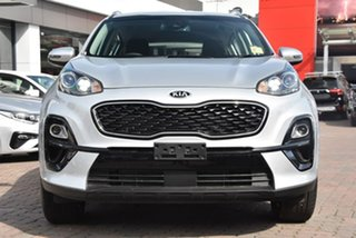 2018 Kia Sportage QL MY18 AO Edition 2WD Silver 6 Speed Sports Automatic Wagon