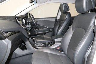 2013 Hyundai Santa Fe DM Highlander CRDi (4x4) Silver 6 Speed Automatic Wagon