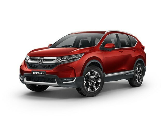 Demo Honda CR-V RW MY19 VTi-LX 4WD, 2019 Honda CR-V RW MY19 VTi-LX 4WD Passion Red 1 Speed Constant Variable Wagon