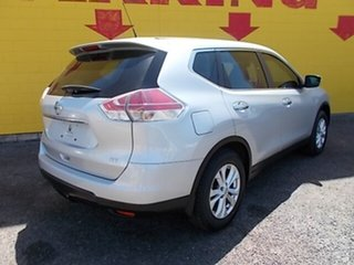 2015 Nissan X-Trail T32 ST X-tronic 2WD Silver 7 Speed Constant Variable Wagon