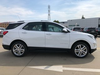 2018 Holden Equinox EQ MY18 LTZ (AWD) (5Yr) Summit White 9 Speed Automatic Wagon.
