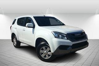 2014 Isuzu MU-X MY14 LS-M Rev-Tronic White 5 Speed Sports Automatic Wagon.
