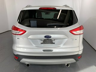 2013 Ford Kuga TF Titanium AWD Silver 6 Speed Sports Automatic Wagon