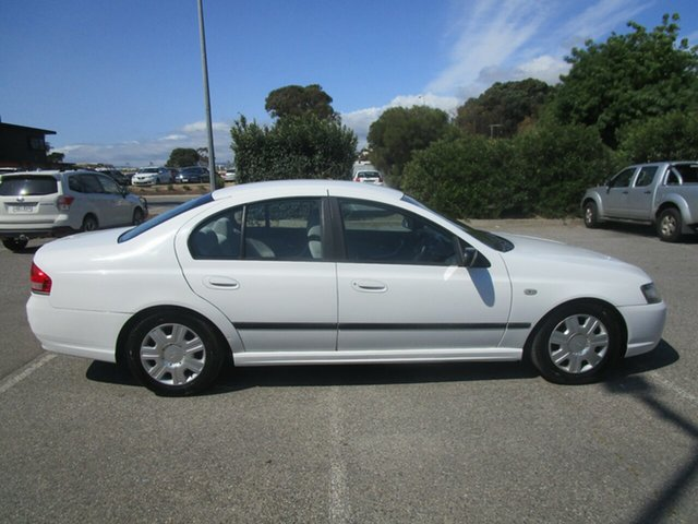 Used Ford Falcon BF MkII 07 Upgrade XT, 2008 Ford Falcon BF MkII 07 Upgrade XT 4 Speed Auto Seq Sportshift Sedan