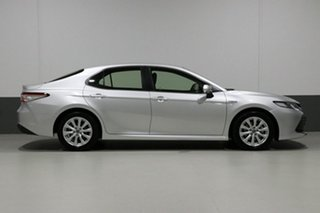 2018 Toyota Camry AXVH71R Ascent (Hybrid) Silver Continuous Variable Sedan