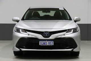 2018 Toyota Camry AXVH71R Ascent (Hybrid) Silver Continuous Variable Sedan.