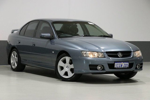 Used Holden Commodore VZ MY06 SVZ, 2006 Holden Commodore VZ MY06 SVZ Grey 4 Speed Automatic Sedan