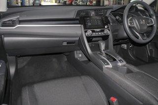 2019 Honda Civic 10th Gen MY19 50 Years Edition Platinum White 1 Speed Constant Variable Sedan
