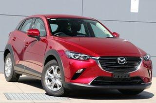 2019 Mazda CX-3 DK2W76 Maxx SKYACTIV-MT FWD Sport Soul Red Crystal 6 Speed Manual Wagon.