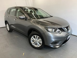 2016 Nissan X-Trail T32 ST X-tronic 2WD Paint/std 7 Speed Constant Variable Wagon.