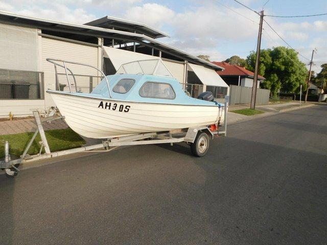 Used    , Seamaster half cab
