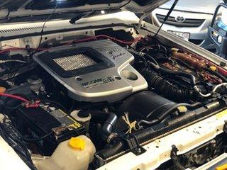 2001 Nissan Patrol GU II ST 4 Speed Automatic Wagon