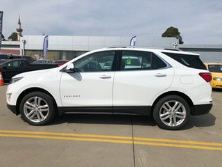 2018 Holden Equinox EQ MY18 LTZ (AWD) (5Yr) Summit White 9 Speed Automatic Wagon