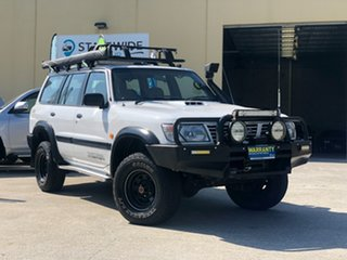 2001 Nissan Patrol GU II ST 4 Speed Automatic Wagon.