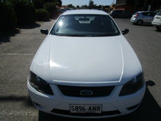 2008 Ford Falcon BF MkII 07 Upgrade XT 4 Speed Auto Seq Sportshift Sedan.