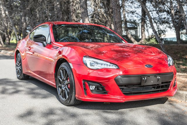 Used Subaru BRZ Z1 MY17 Sports Pack, 2017 Subaru BRZ Z1 MY17 Sports Pack Pure Red 6 Speed Manual Coupe