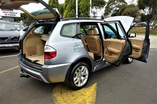 2008 BMW X3 E83 MY09 xDrive30d Steptronic Lifestyle Grey 6 Speed Automatic Wagon