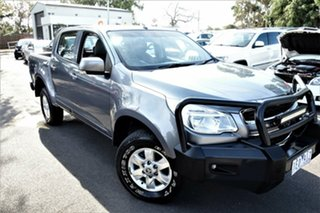 2014 Holden Colorado RG MY14 LT Crew Cab White 6 Speed Sports Automatic Utility.