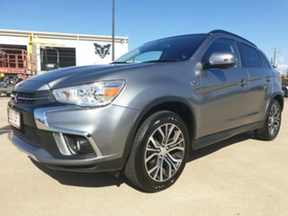 2018 Mitsubishi ASX XC MY18 LS 2WD Grey 6 Speed Constant Variable Wagon