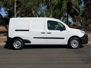 2014 Renault Kangoo F61 Phase II Maxi White 6 Speed Manual Van.