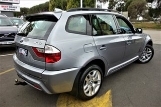 2008 BMW X3 E83 MY09 xDrive30d Steptronic Lifestyle Grey 6 Speed Automatic Wagon.