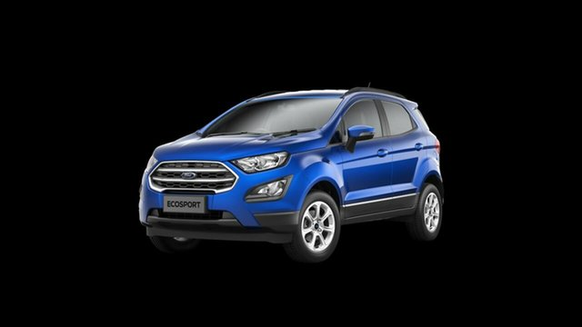 Used Ford Ecosport BL 2018.75MY Trend, 2018 Ford Ecosport BL 2018.75MY Trend Blue 6 Speed Automatic Wagon