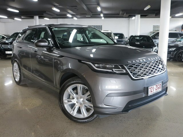 Used Land Rover Range Rover Velar L560 MY18 D240 AWD S, 2017 Land Rover Range Rover Velar L560 MY18 D240 AWD S Grey 8 Speed Sports Automatic Wagon