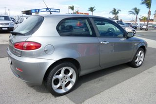 2006 Alfa Romeo 147 MY2005 Twin Spark Charcoal Grey 5 Speed Manual Hatchback.
